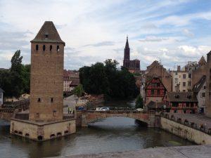 Impression der AG-Fahrt nach Straßburg im Juni 2018