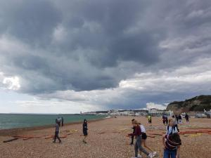 Strand in Hastings
